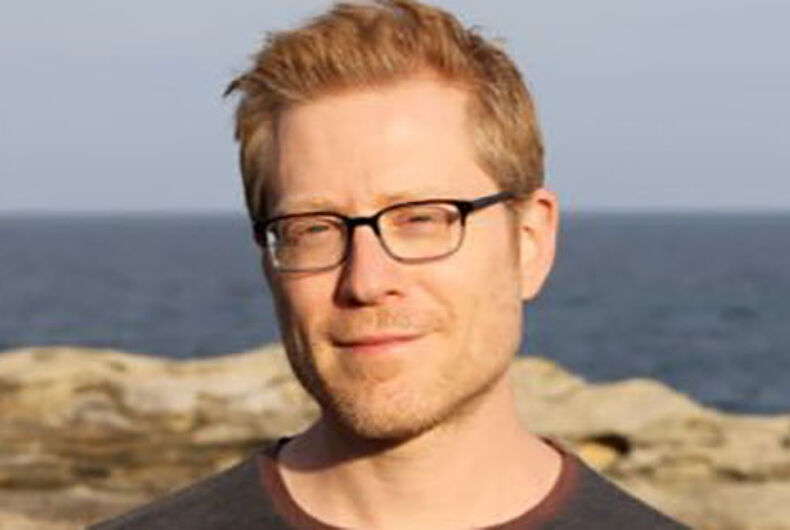 Boldly gaying where no one's gone before: Anthony Rapp cast in new 'Star Trek'