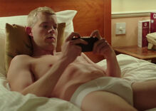You'll want to see more of Russell Tovey after seeing him in his tightie whities