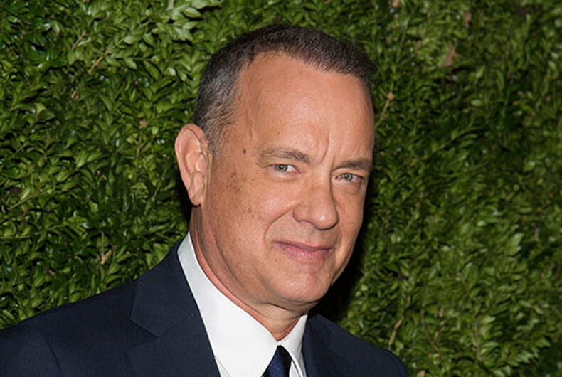 America's Dad Tom Hanks wants you to know: 'We are going to be all right'