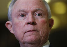 What's the real reason Jeff Sessions is helping with a trans hate crime prosecution?