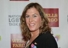 Trans veteran and ex-SEAL Kristin Beck wants a job in Trump administration