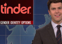 Twitter targets SNL's Colin Jost after joke punching down on trans identity