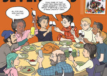Alison Bechdel reprises beloved 'Dykes to Watch Out For' comic