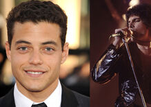 'Mr. Robot' star Rami Malek to play Freddie Mercury in Bryan Singer Queen film