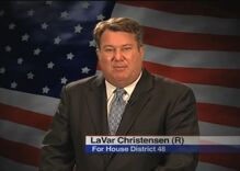 Utah same-sex marriage ban author Christensen wins re-election by three votes