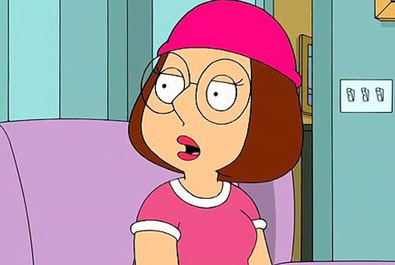 Is Meg Griffin of 'Family Guy' about to come out as lesbian?