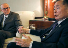 George Takei offers sneak peak at precious memories he's donated to a museum