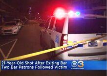 Transgender man shot leaving a Philadelphia bar
