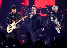 Bono's AIDS charity offers chance to party with U2, Neil Patrick Harris, Tatum