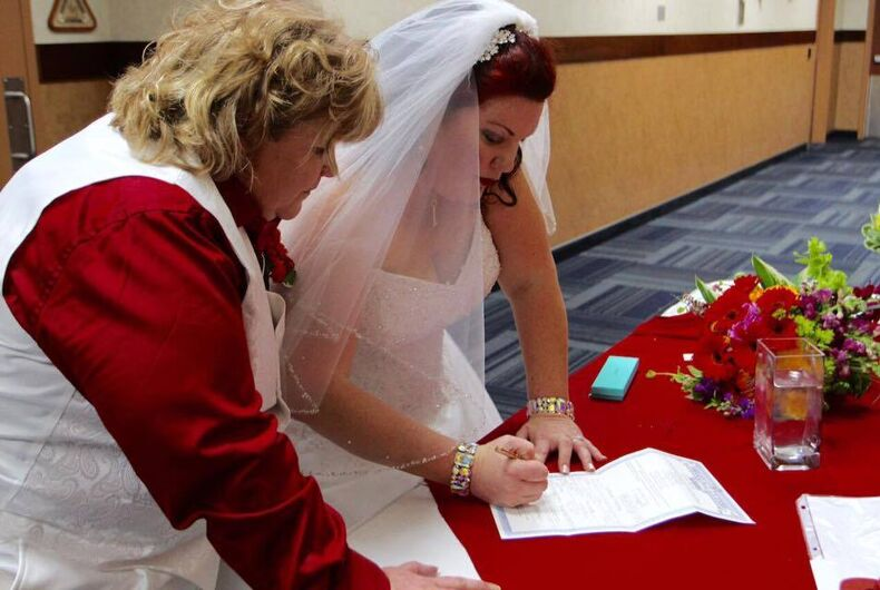 Cherokee Nation joins Native American tribes recognizing same-sex marriage
