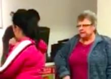Kentucky mall bans racist old lady for life after anti-Latino rant goes viral