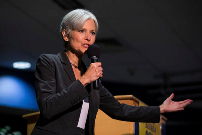 Green Party's Jill Stein takes Pennsylvania recount bid to federal court