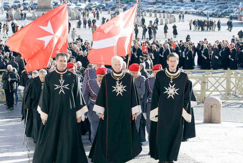 Mysterious scandal strikes ancient Catholic 'Order of Malta'