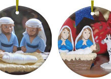 Nativity ornaments replacing Mary and Joseph with same-sex parents spark hate