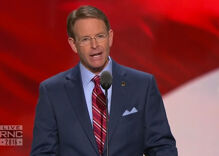 Look who's trashing Donald Trump's pick for secretary of state: Tony Perkins