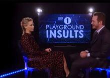Jennifer Lawrence cracks up at Chris Pratt's transphobic joke on BBC show