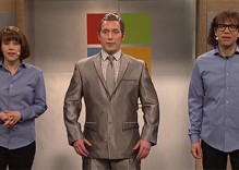 Was SNL's gay robot skit offensive or a sly take on stereotypes?