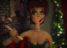 'Drag Race' star Ivy Winters debuts holiday-themed 'Elfy Winters Night'
