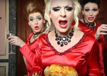 Watch: The Supreme Fabulettes' holiday breakup song 'You Ruined My Xmas'