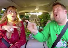 All you need for Christmas is Mariah Carey's return to Carpool Karaoke