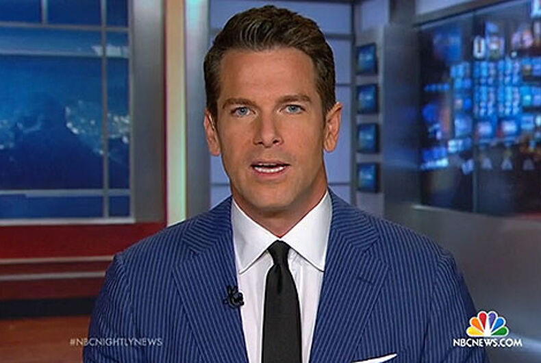 Thomas Roberts launches new program to share positive LGBTQ-oriented news