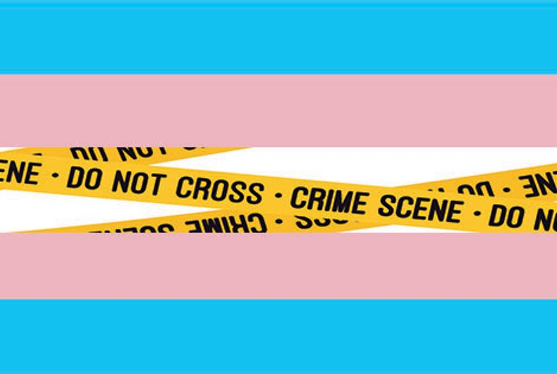 'Unerased:' New database tracks America's epidemic of transgender murders