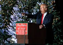 RNC appears to compare Trump with Christ then denies it and blames the media