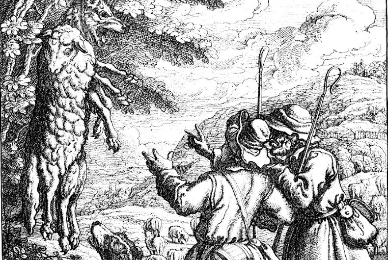 How LGBTQ people and Jews were stereotyped as violent predators