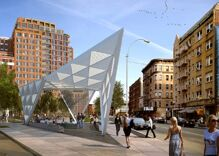 New York City AIDS Memorial unveiled on World AIDS Day