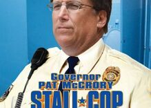 Stall Cop: NC Governor Pat McCrory makes MAD Magazine's '20 Dumbest List'