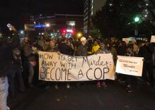 4 arrested at Keith Lamont Scott protest, all trans and gender nonconforming