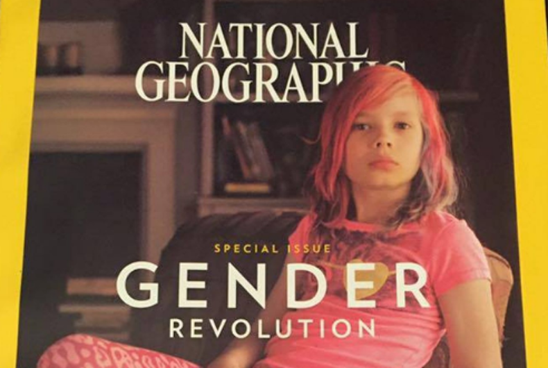 Extremists call trans kid freak, call for magazine editor to be burned at stake