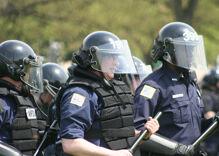 Interim DC police chief will personally run hate crimes unit during inauguration