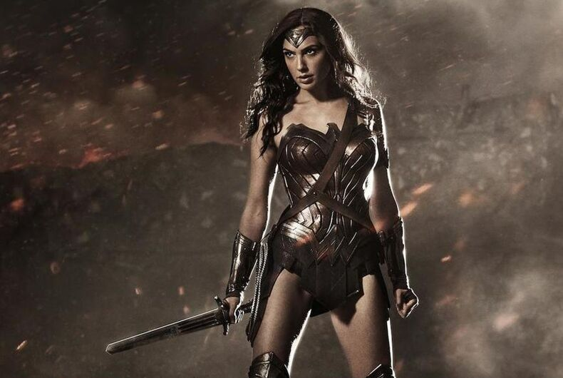 Lebanon may ban 'Wonder Woman' for the dumbest reason possible