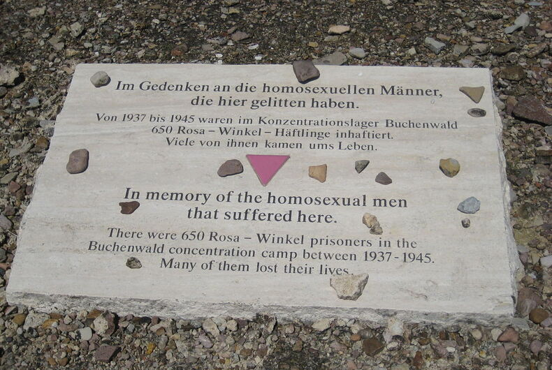 GOP efforts to ban abortion, limit LGBTQ equality, mirror Nazi Germany
