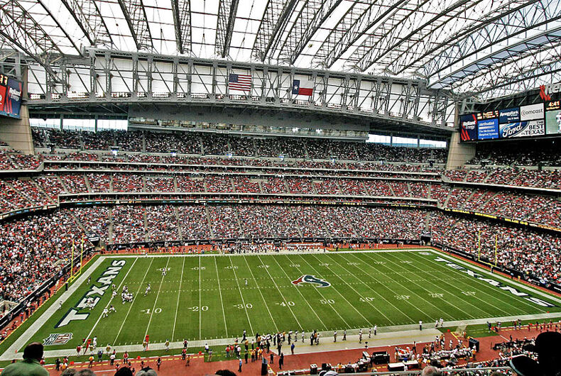Super Bowl highlights Texas bathroom bill fight and potential of future boycotts