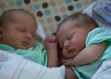Italian court claims gay couple's twin children aren't brothers