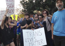 In red states, businesses are gearing up to fight anti-trans bathroom bills
