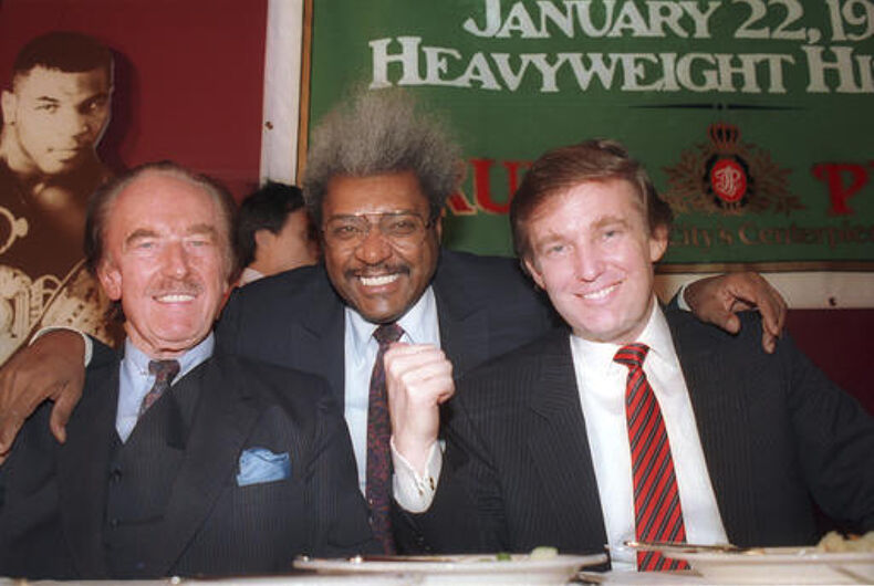 Back to the future: Why is Donald Trump stuck in the 80's?