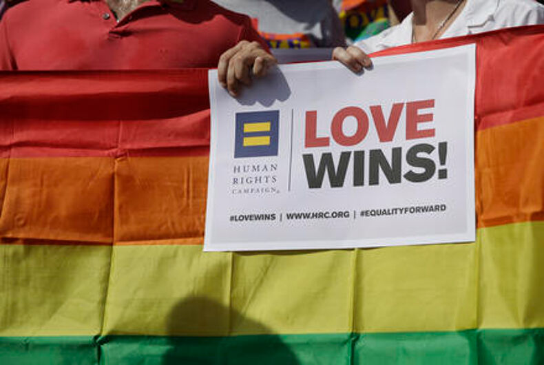 Aetna faces class action lawsuit alleging discrimination against LGBTQ couples