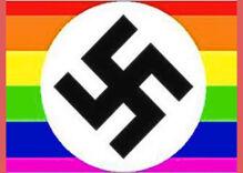 North Dakota state senator posts Pride flag with swastika on Facebook
