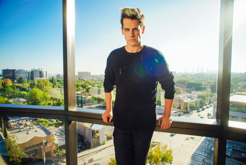 Milo Yiannopoulos named LGBTQ Nation's 2016 'Person of the Year' by readers