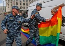 Arctic Pride event banned due to Russian 'gay propaganda' law
