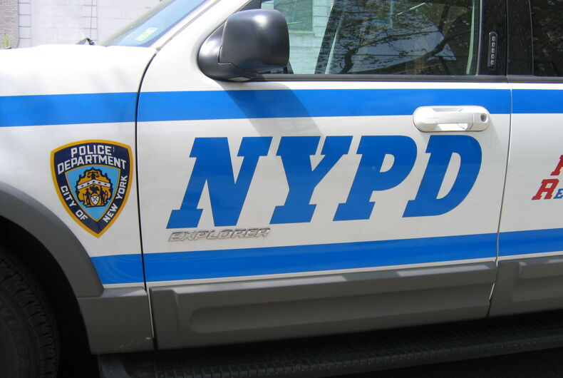 Feds sue New York police over man's HIV discrimination claim