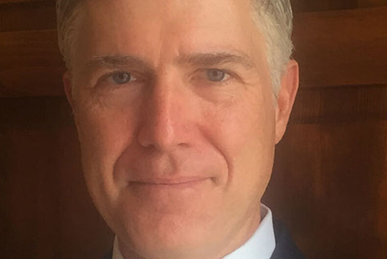 Everything you need to know about Trump's Supreme Court pick: Neil Gorsuch