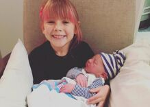P!nk shows off new baby on Instagram, internet sends back love