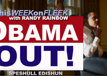 Randy Rainbow sits down with President Obama and begs him to stay