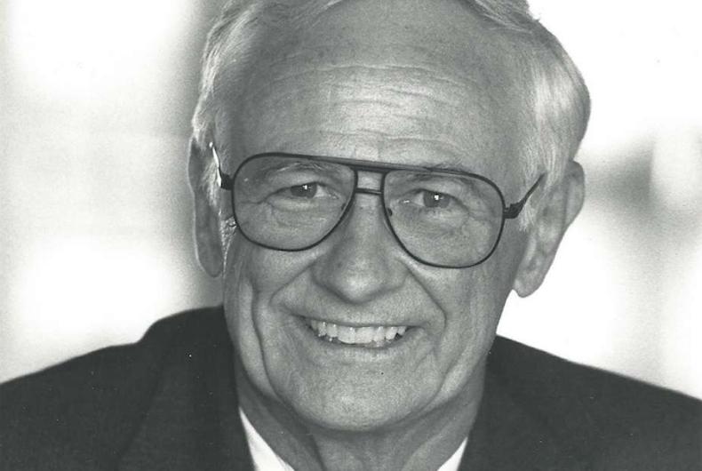 Judge William Norris, who wrote groundbreaking opinion on gay soldiers, dies