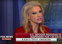 "Kellyanne Conway: Turning away Muslims is ""a small price to pay"" for safety"