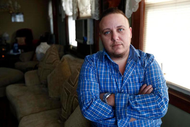Transgender man sues Catholic hospital for refusing his hysterectomy